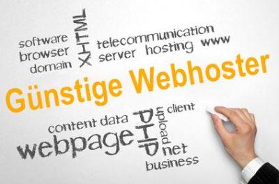 Günstige Webhoster 2020 – alle Top-Anbieter im Preisvergleich