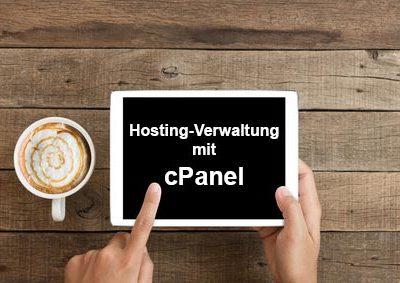 Hosting-Verwaltung mit cPanel