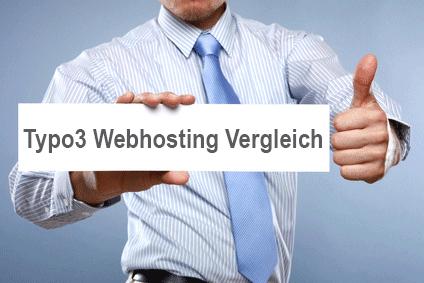 Typo3 Webhosting Vergleich