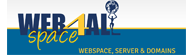 Webspace4all Logo