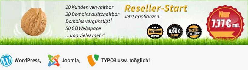 Webspace-Verkauf.de Reseller