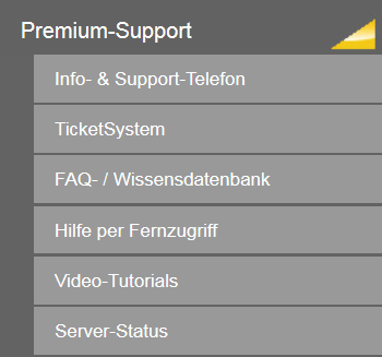 Webspace-Verkauf.de Support