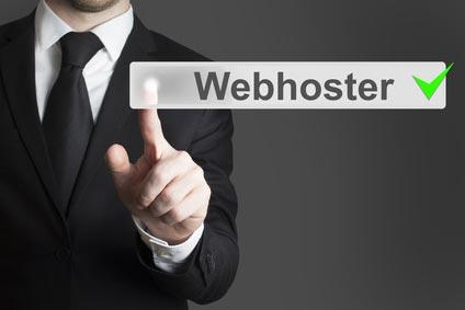 Schnellster Webhoster Östereich