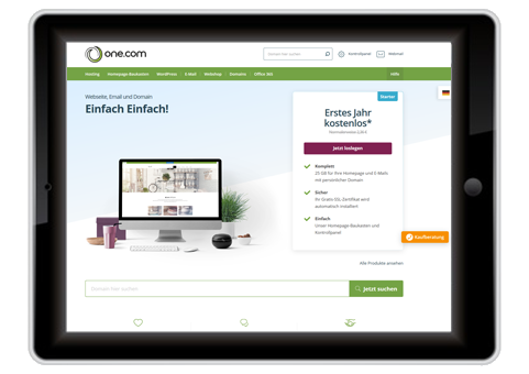 Kostenloser Webspace ohne Werbung