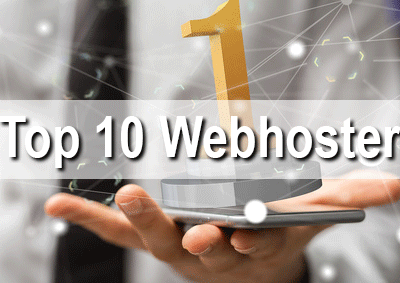 Webhoster Top 10 von 2019 – die besten Webhoster im Vergleich