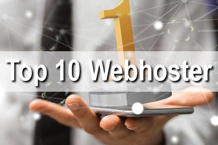 Webhoster Top 10