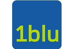 1blu Logo