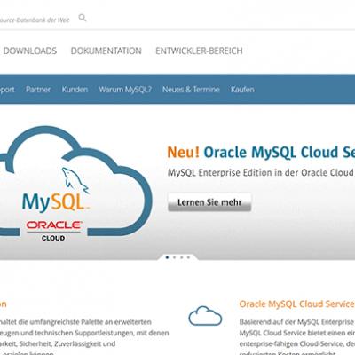 MySQL – die beliebteste Open-Source-Datenbank für E-Commerce