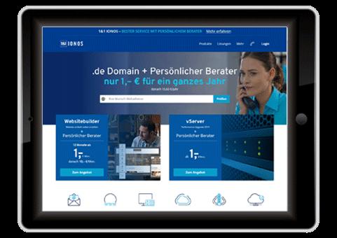Domain Webspace Preisvergleich