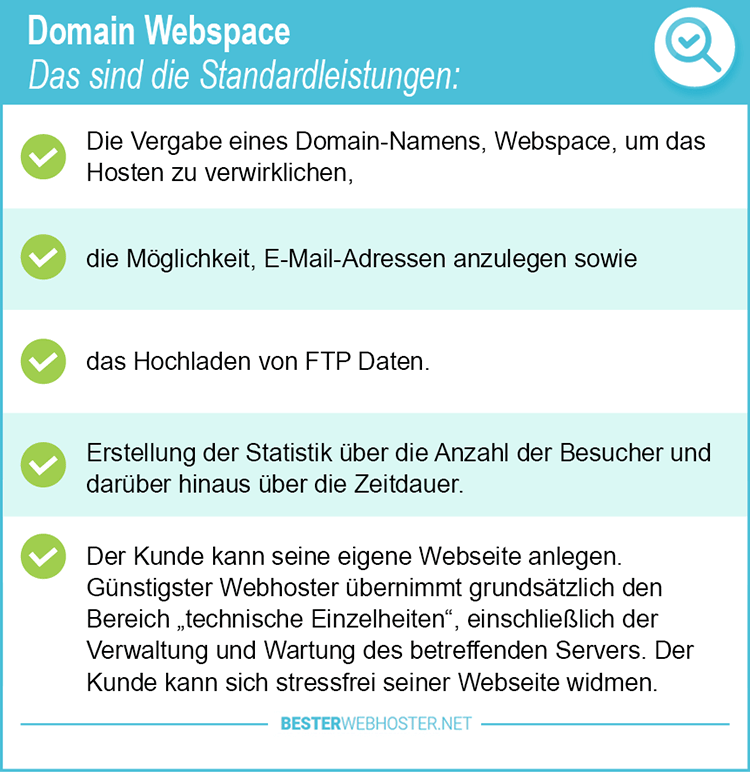 Domain Webspace