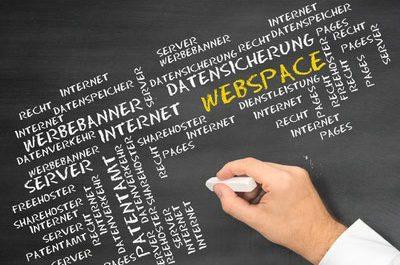 Was ist Webspace? – alles rund ums Thema Webspace und Webhoster erklärt